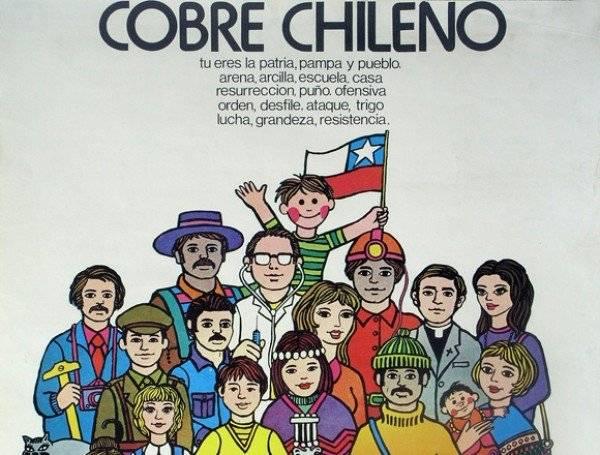 11 DE JULIO: ANIVERSARIO DE LA NACIONALIZACIÓN DEL COBRE