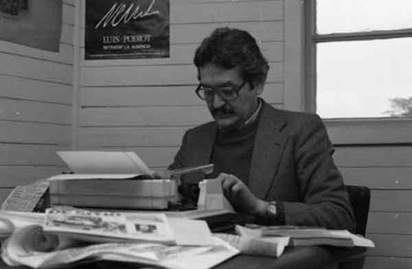 EN RECUERDO DE JOSÉ CARRASCO, PERIODISTA ASESINADO POR LA DICTADURA