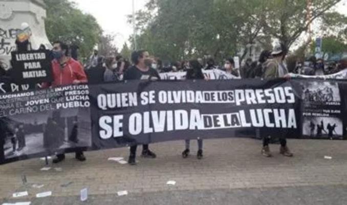 LIBERTAD A LOS PRESOS DE LA REVUELTA