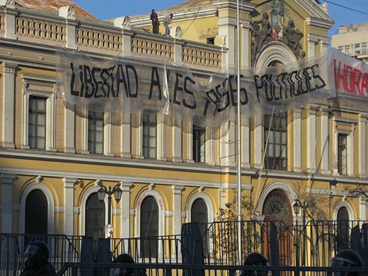 LIBERTAD A LOS PRESOS POLÍTICOS: 4 DE JULIO